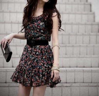 floral summer dresses tumblr - Google Search | Dresses | Pinterest ...