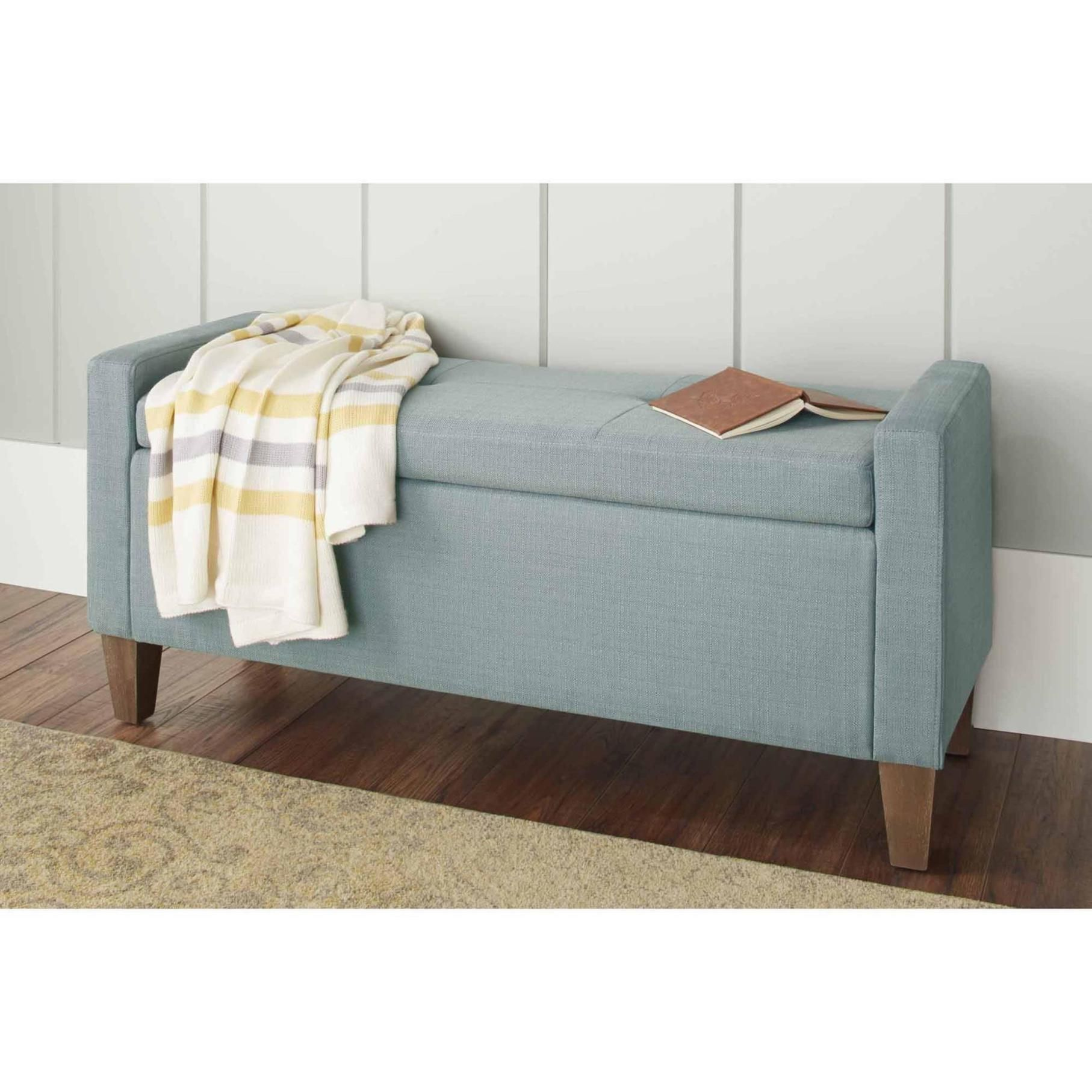 35 perfect and cheap bedroom storage bench seat ideas