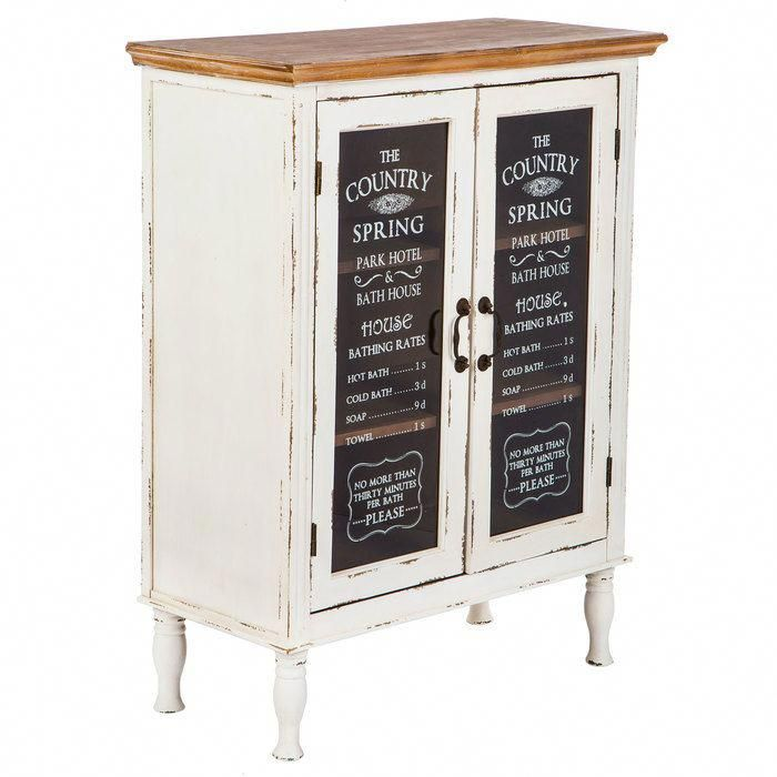 Farmhouse Cabinet With Glass Doors Diyfurniture Diy Furniture In