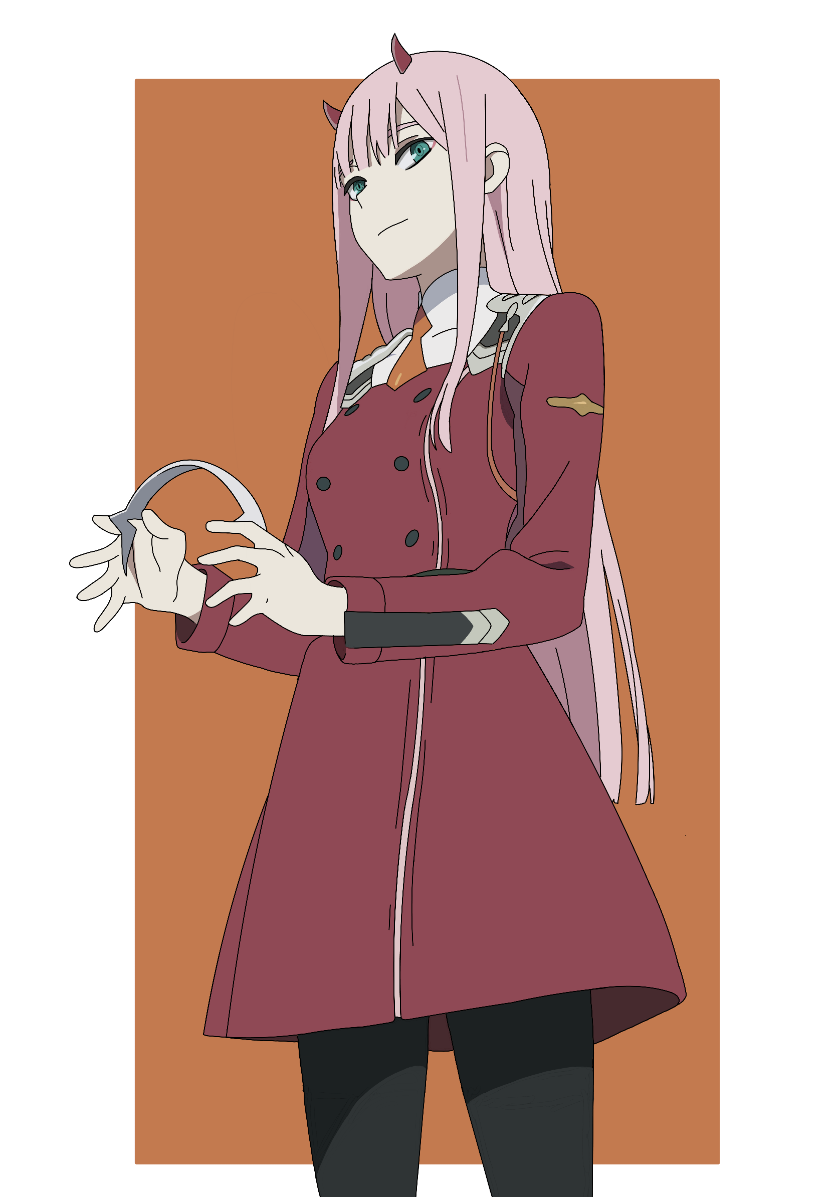 404+Pin on Darling in the Franxx