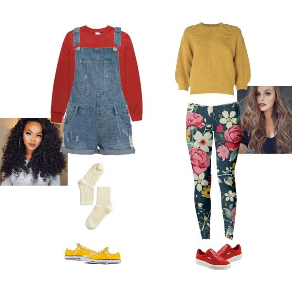 Outfits by ninelyn on Polyvore featuring moda, 3.1 Phillip Lim, Sunspel, Monki, Puma and Converse