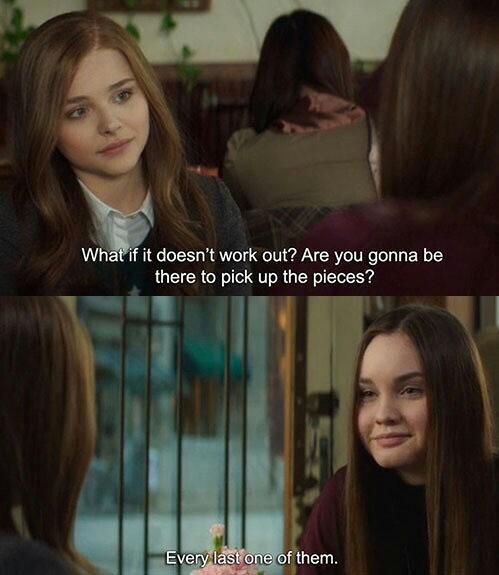Everything Netflix Related On Twitter If I Stay If I Stay Movie Comedy Movie Quotes