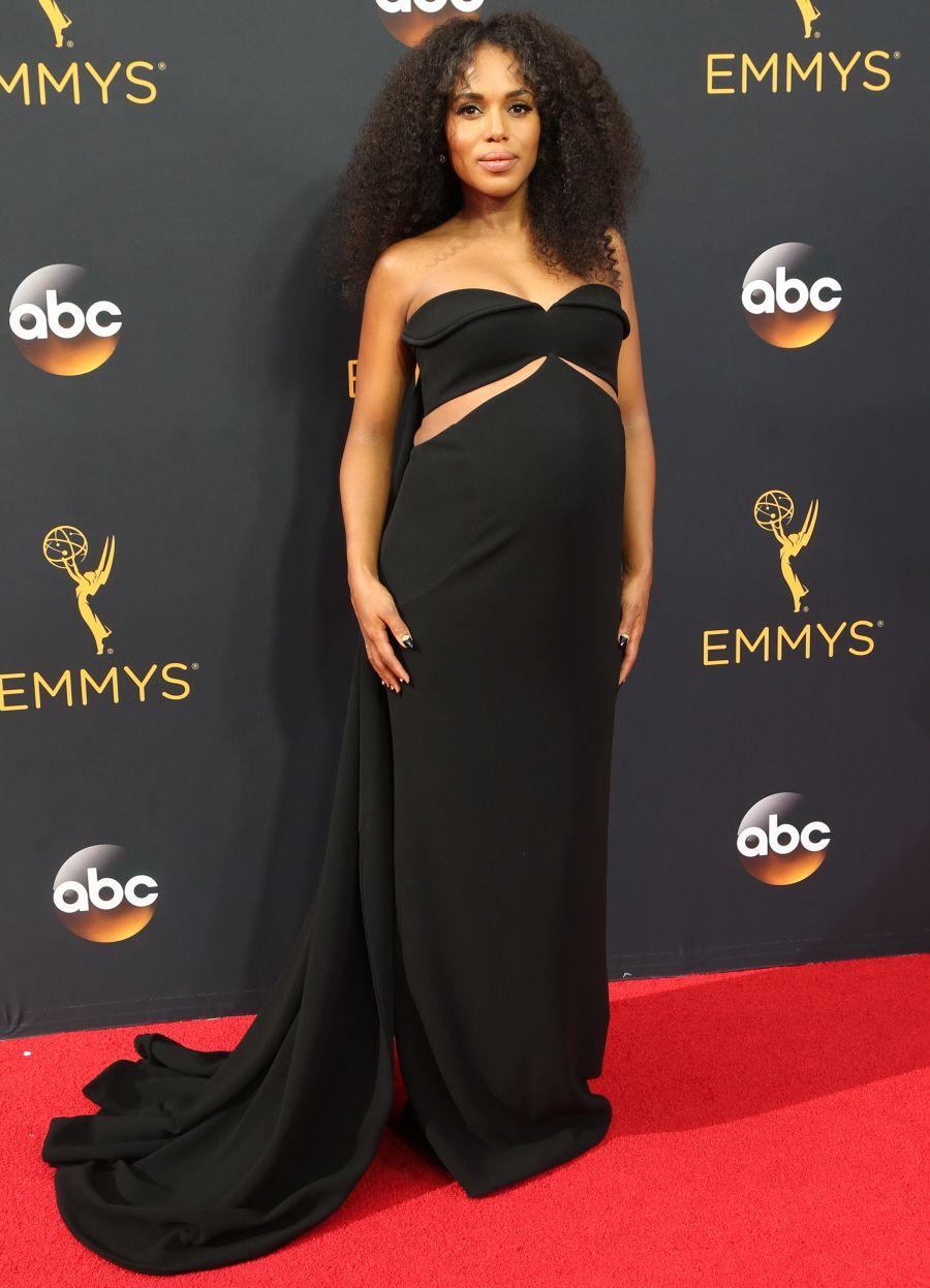 Zwangerschapskleding Gala.Kerry Washington Maternity Style Rocked It Movies Kerry