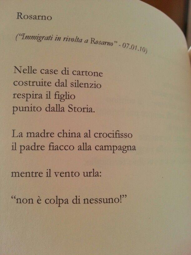 © Rosarno tratto da C'è Nunzia in cortile, LietoColle editore Premio Lago Gerundo Europa e Cultura 2010 http://www.ibs.it/code/9788878488540/pelliccioli-marco/e-nunzia-cortile.html