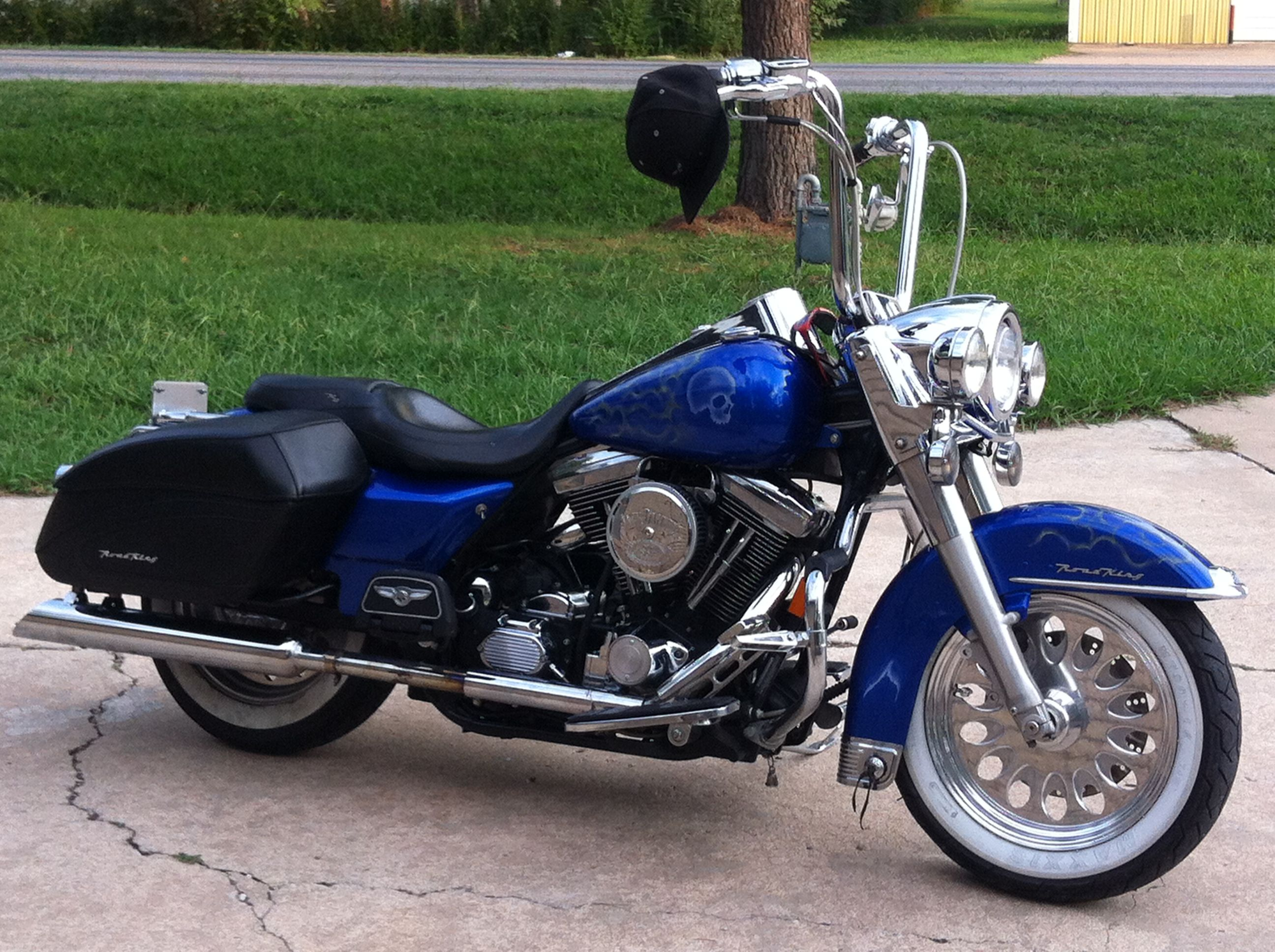 My road king