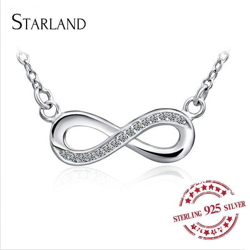 Infinity Symbol Chain Necklace Products Pinterest Infinity