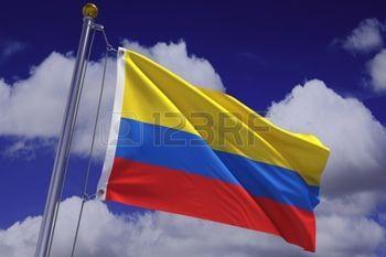 Gesto De Las Manos La Bandera Colombia Colores Que Muestran El Simbolo Del Corazon Y El Amor Bandera De Colombia Bandera De Venezuela Bandera