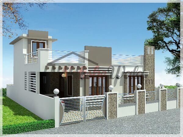 Single Floor Elevation Ymca : Pin by pravin jadhav on home plan pinterest