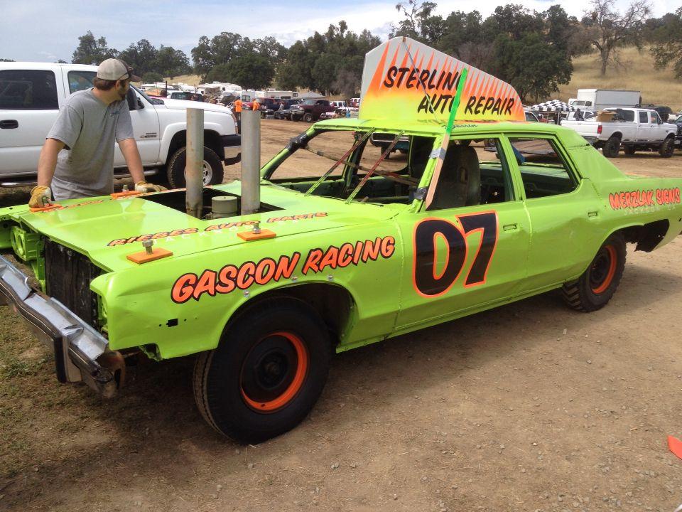 Best Demo Derby Car Paint Jobs
