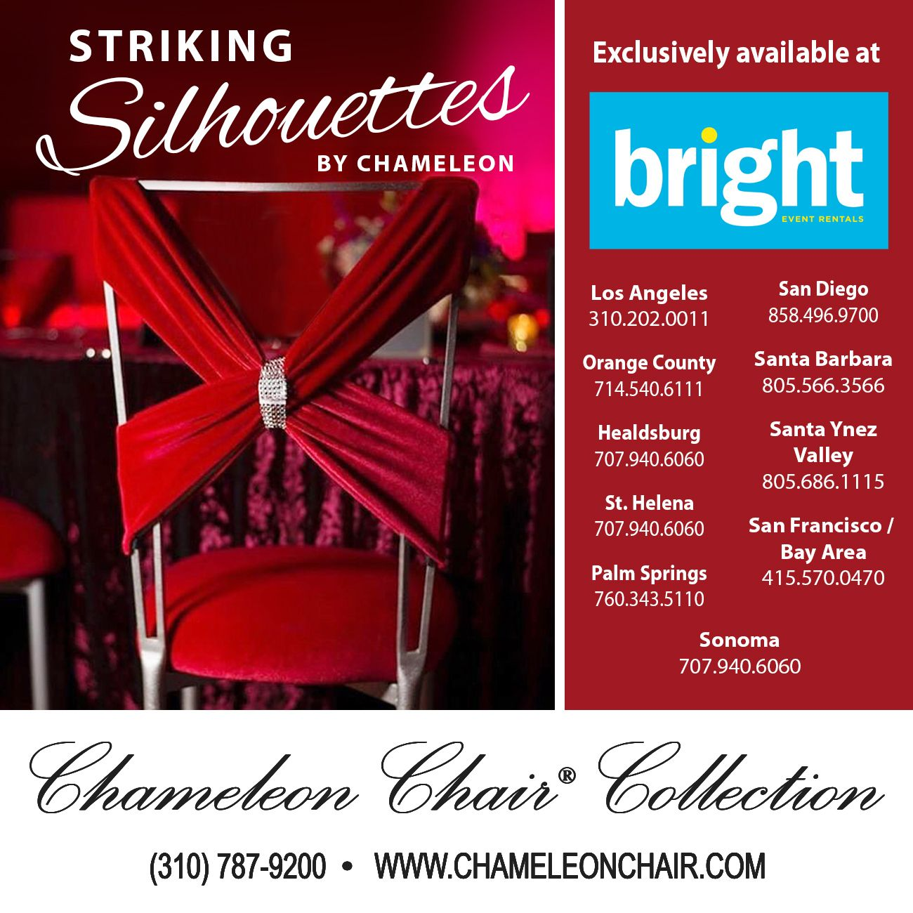 Bright Rentals Really Knows How To Throw A Party Visit Their Locations In California For Exclusive Access To Chameleon Chair S Versati Throw A Party Palm Springs Orange County
