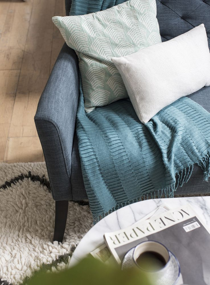 Park And Cube's Small Space Living Room Solution | west elm