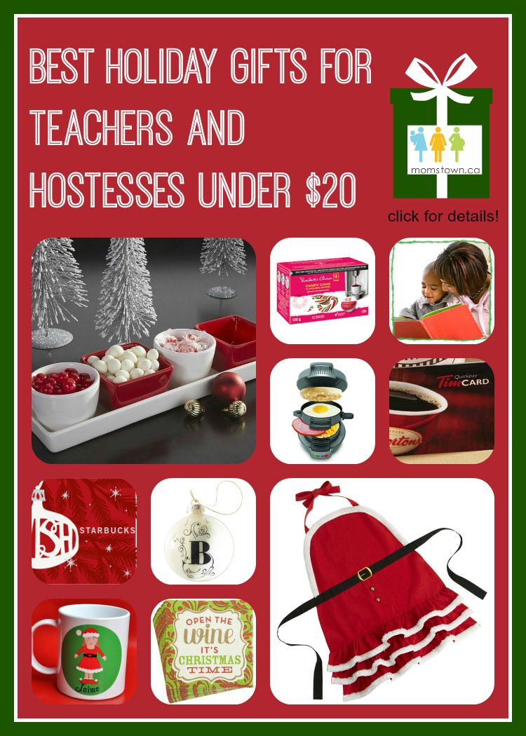 Best Holiday Gift Ideas Part - 45: Best Holiday Gift Ideas For Teachers And Hostesses Under $20!