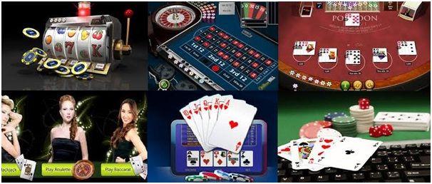 Casino type photos slots casino gambling money slot machines