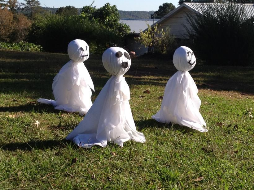 IDEAS  INSPIRATIONS Outdoor Decor for Halloween! Outdoor Halloween - pinterest halloween yard decor