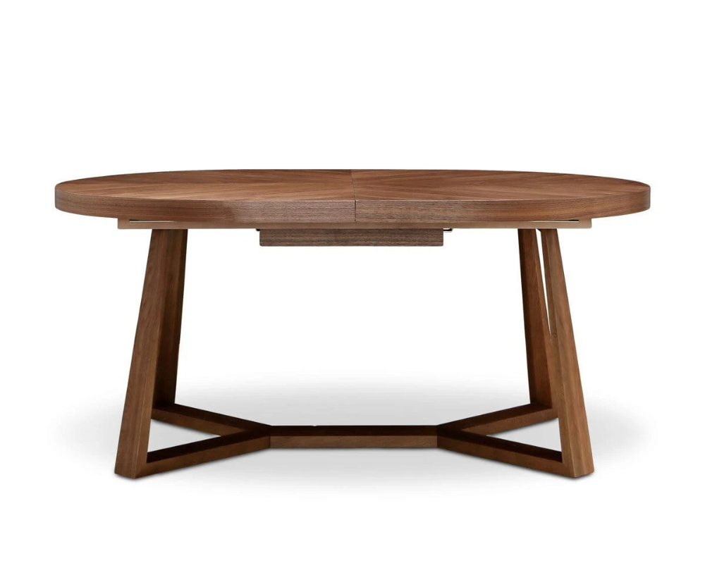 Oliver Oval Extension Dining Table In 2020 Extension Dining