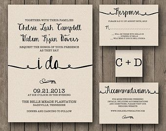 common wedding invitation size tbrb info - Wedding Invitation Size