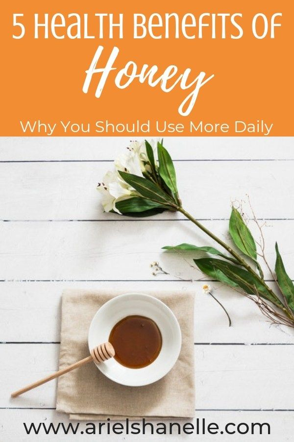Health benefits of honey. Why you should add more honey to ...