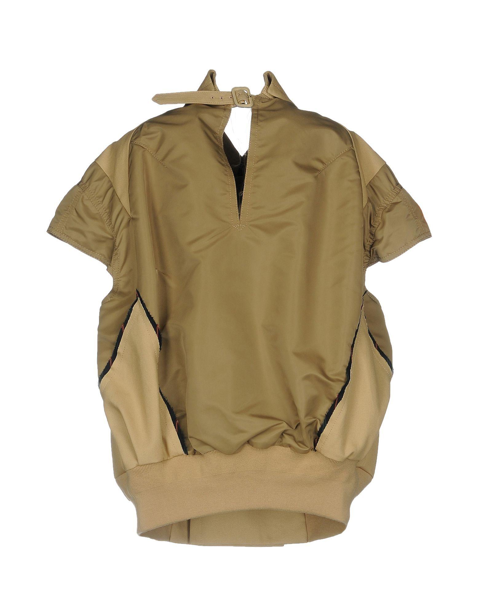 Sacai Jacket - Women Sacai Jackets online on YOOX Latvia - 41771669NA