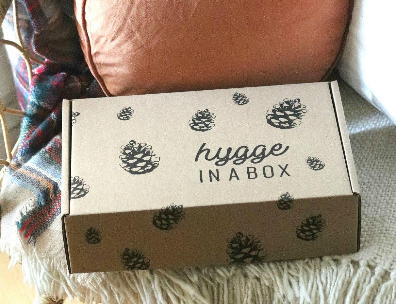 Hygge in a Box September 2019 Hygge Starter Kit A new