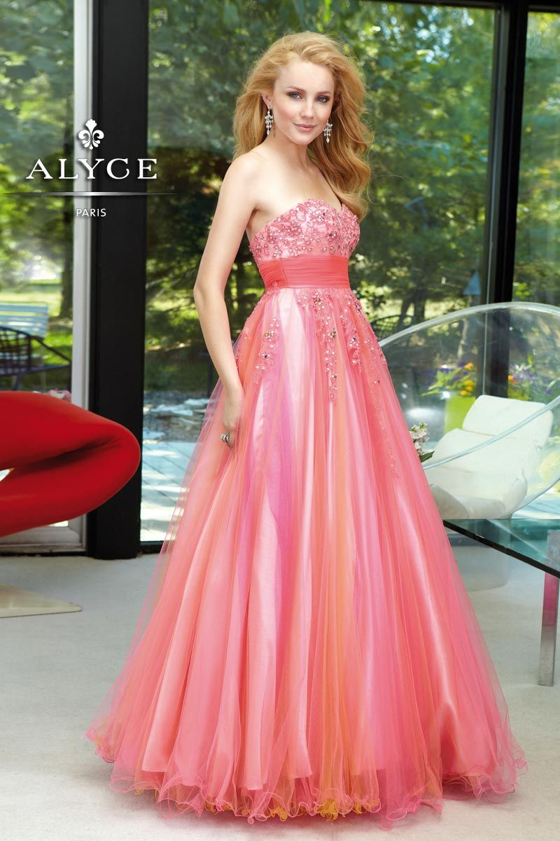 Alyce Paris | Dresses: Formal Gowns | Pinterest