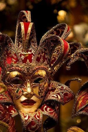 Masquerade by VoyageVisuel Venice mask, Carnival masks