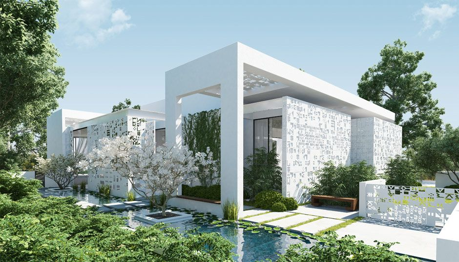 Contemporary Home Exterior Design Ideas | Gardens, Search And Design