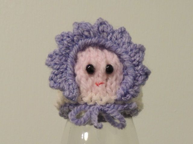 Innocent Smoothies Big Knit Hat Patterns Baby Bonnet (With ...