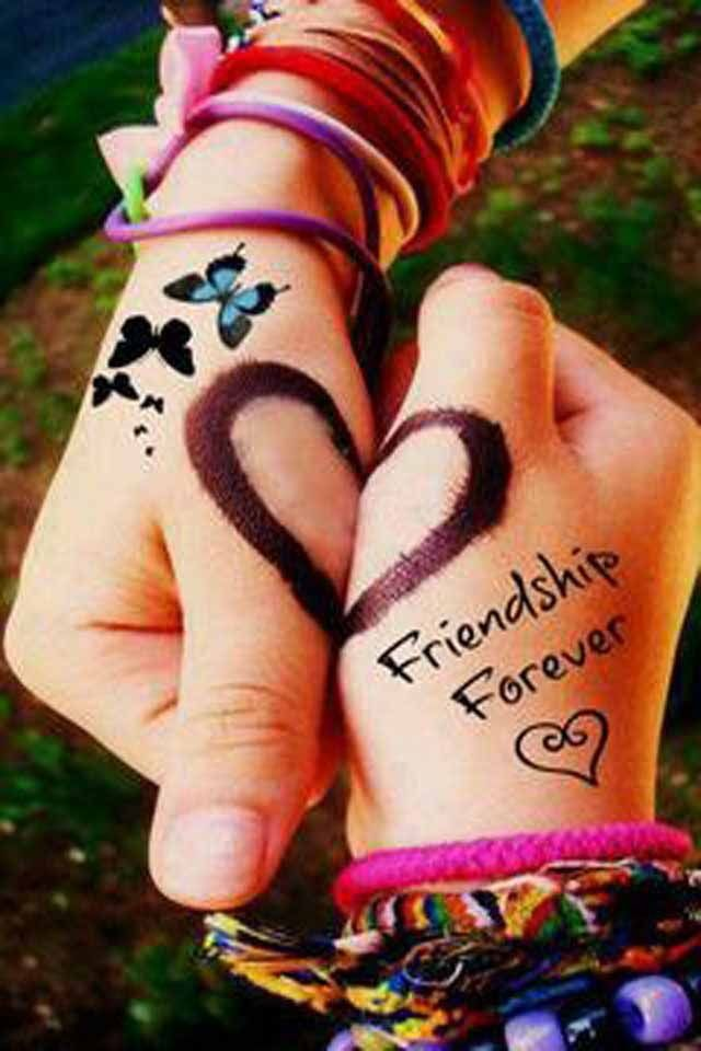 friends forever my daughter