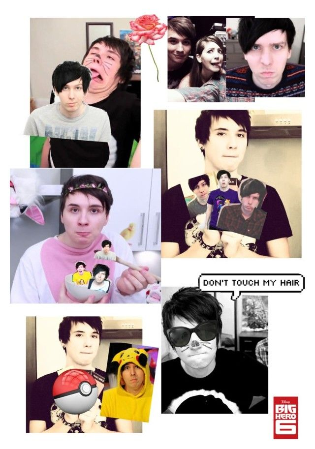 """phan.............."" by megatron800 ❤ liked on Polyvore"