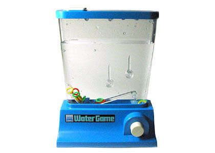 tommy / water game