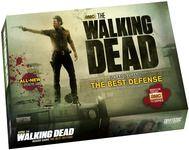 The Walking Dead Board Game: The Best Defense   Board Game   BoardGameGeek