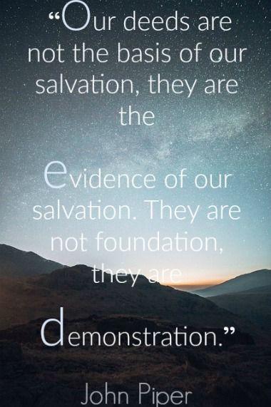 11 Important Biblical Evidences Of Salvation: (Bible Study ...