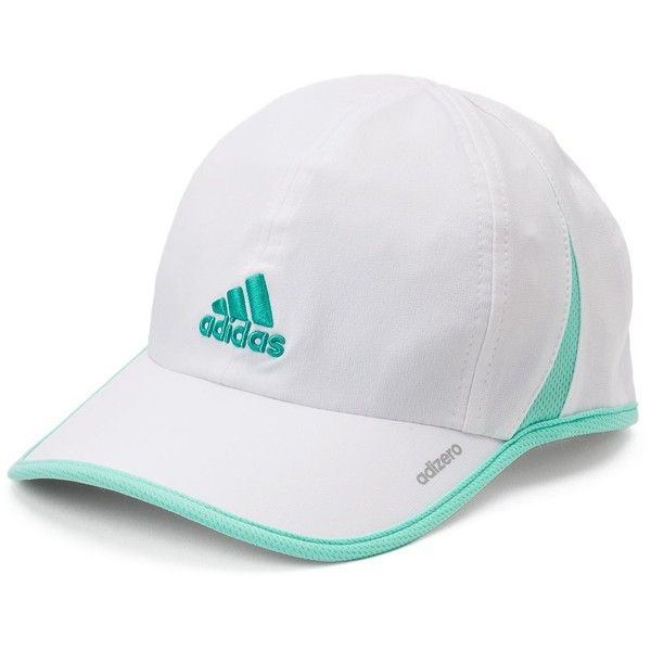 bfb4d4b93ec Women s Adidas Adizero II Relaxed Baseball Cap ( 19) ❤ liked on Polyvore  featuring accessories