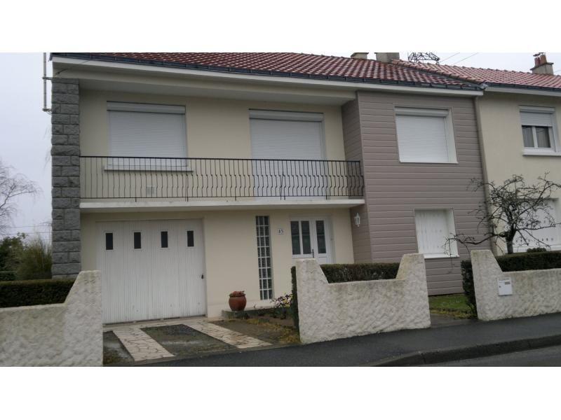 Pose du0027un bardage à Rezé (44400) ENDUIT Pinterest Facades - peindre une facade de maison