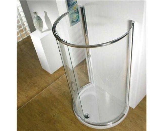 Kudos Quadrant Shower Enclosure 1200mm Compact Shower