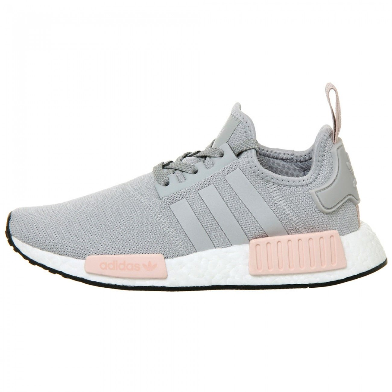 Professional Shoe Adidas Originals NMD Vapour Grey Pink Light Sell at a  Discount