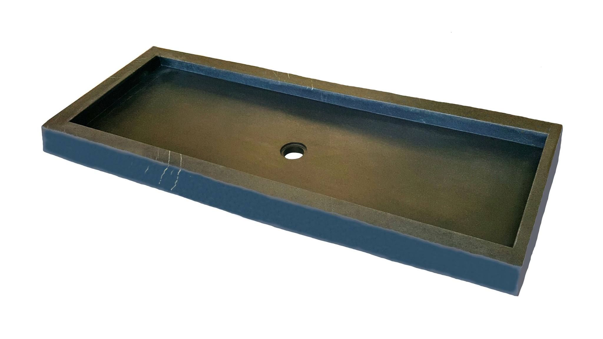 humming bird soapstone trough sink our