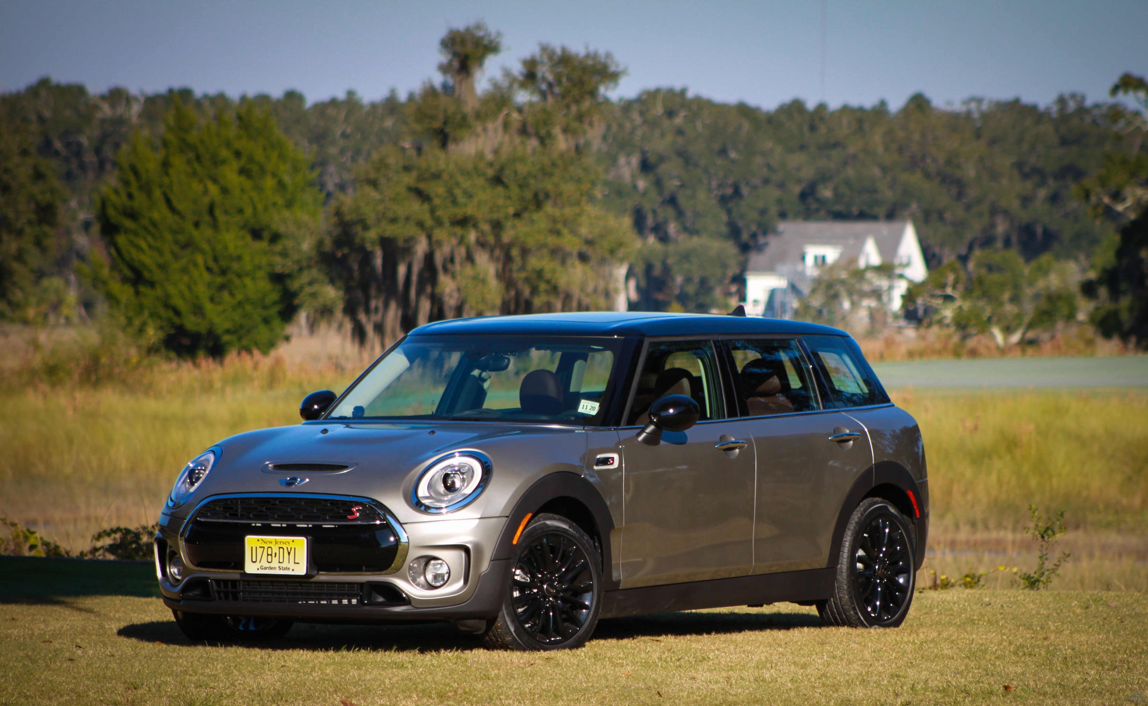 Mini Cooper Weight >> First Drive Mini Clubman Steps Up In Size Weight And Class