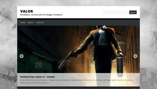 I migliori temi Blogger per creare un Blog dedicato ai Giochi.