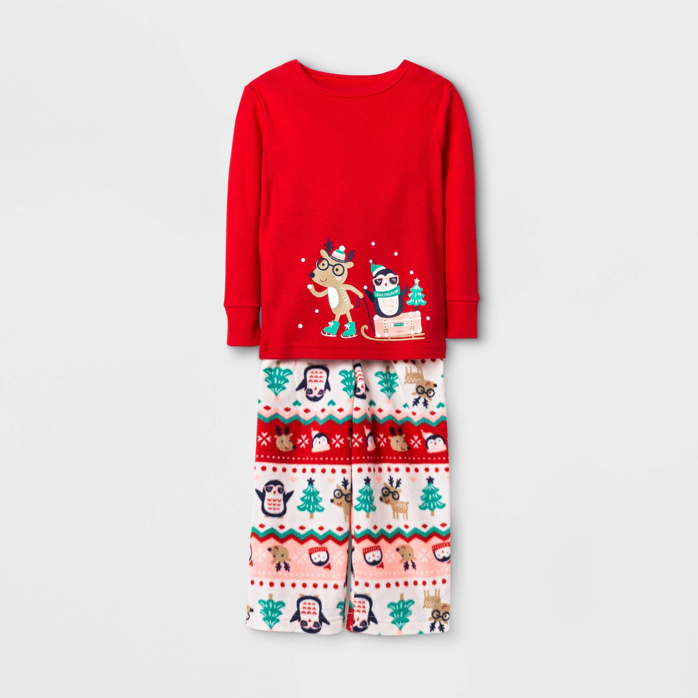 Pin by callan molinari on GIRLS XMAS Reindeer pajamas