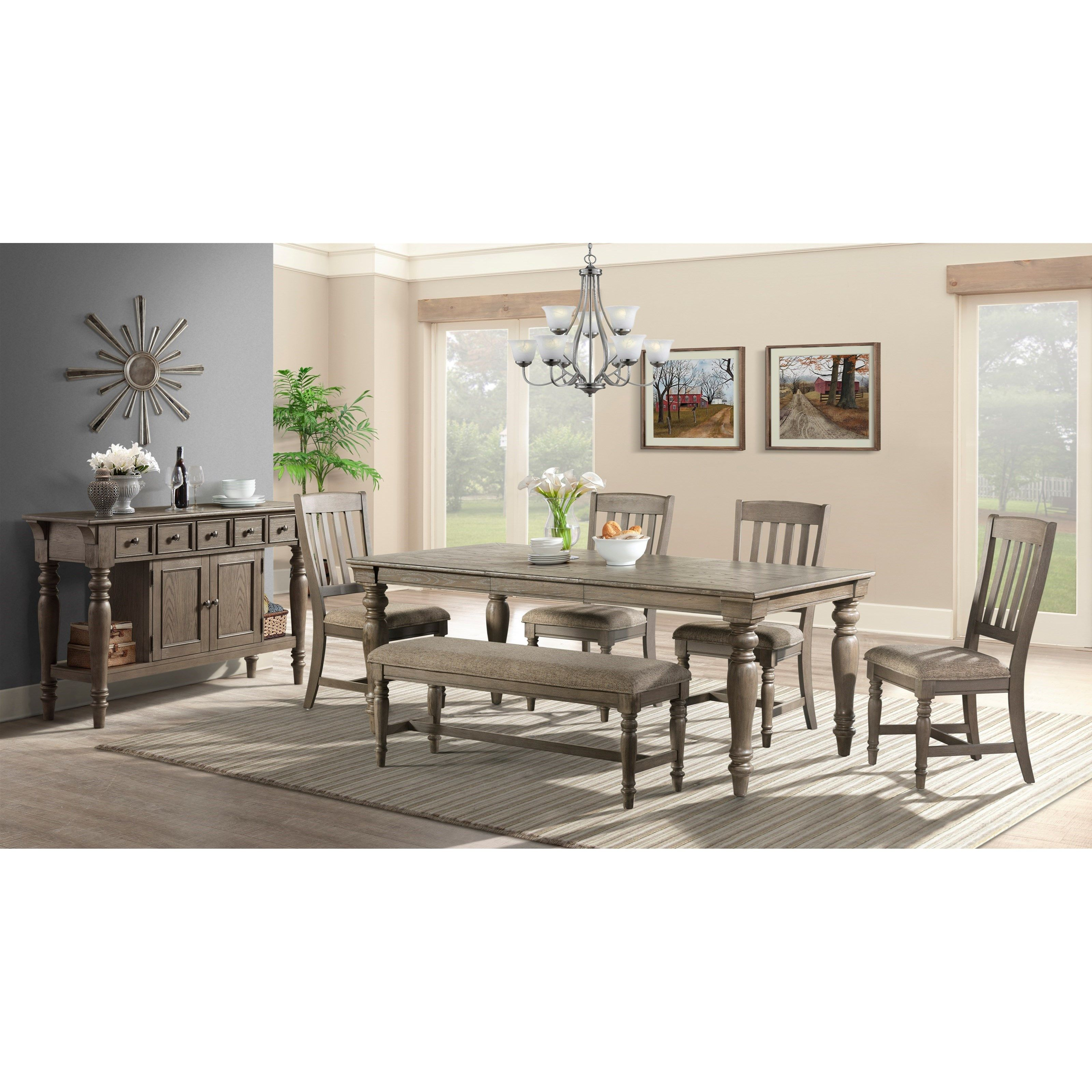 Balboa Park Formal Dining Group By Intercon At Story Lee Furniture In 2021 Dining Room Sets Formal Dining Tables Nook Dining Set