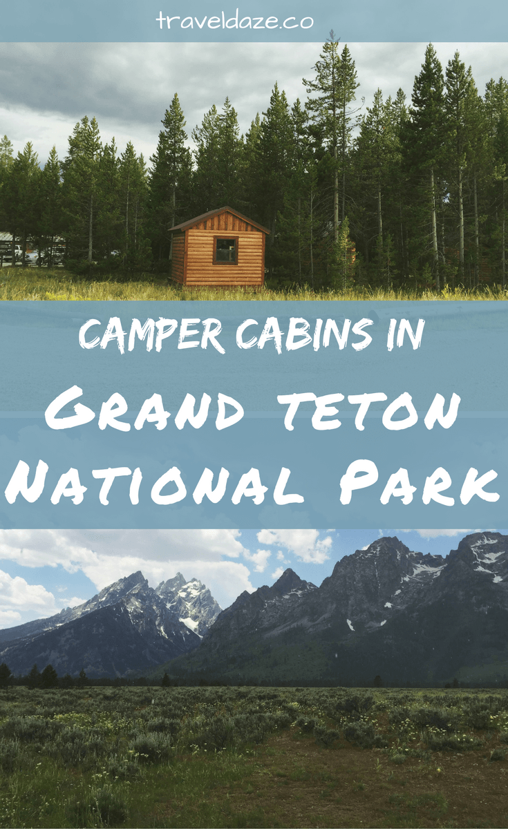 Headwaters Lodge Is The Perfect Accommodation Between Grand Teton U0026  Yellowstone. The Camper Cabins Are