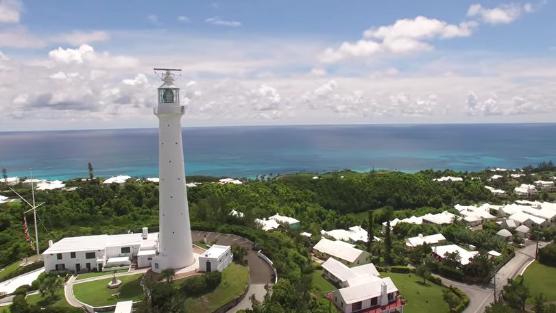 Gibb's Hill Lighthouse views. Entrance only $2.50.