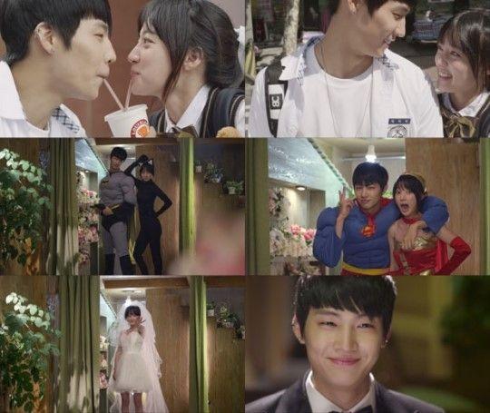 Jaebum und seung ah dating