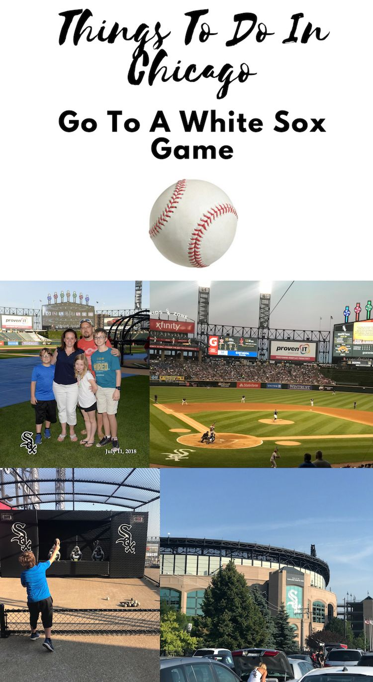 Best Things To Do In Chicago Go To A White Sox Game Sox Game Kids Vacation Chicago White Sox Funny