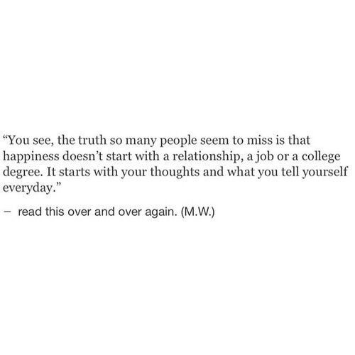 So true. 💕 discovered by  on We Heart It