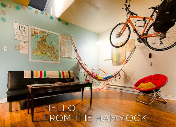 Hammock Studio Apartment
