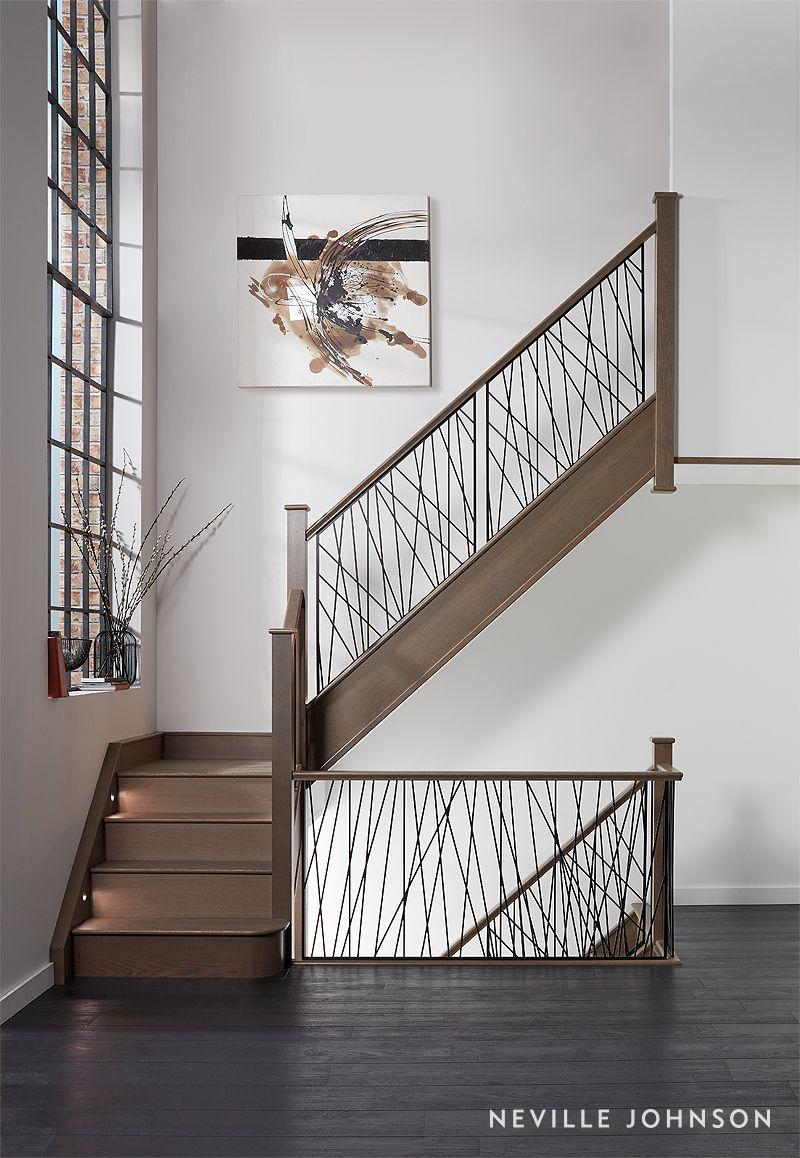 Opus Steel Staircase Black In 2019
