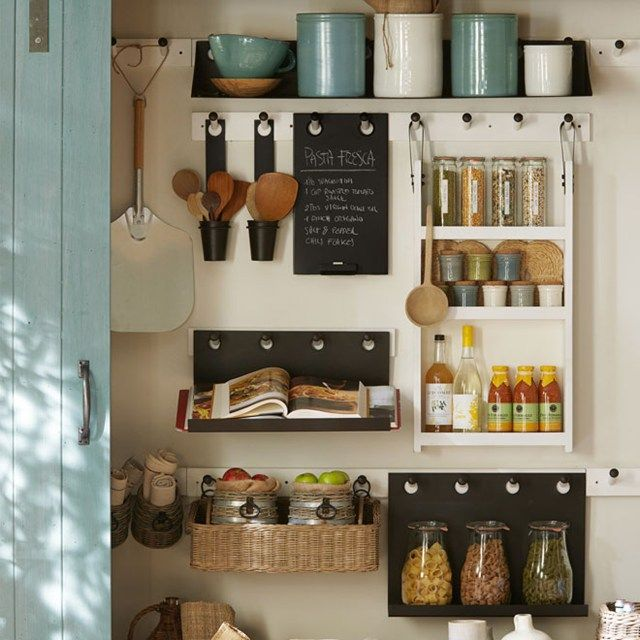 Clever Small Kitchen Ideas