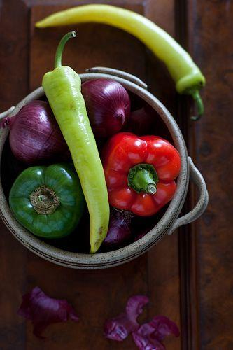 Peppers, peppers, peppers #KraftFreshTake